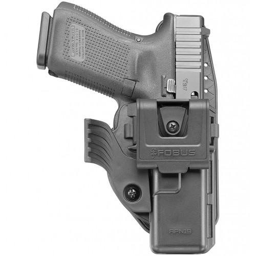 Fobus Glock 19 23 32 Kasık İç Kullanım Tabanca Kılıfı